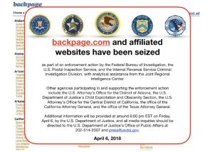 backpage seized
